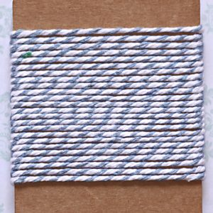 Backers Twine Blue
