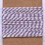 Backers Twine Purple