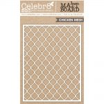 Matt Board Equi - Chicken Wire