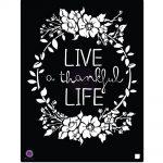 Stencil - Live Life