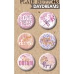 Daydreams Button Flairs