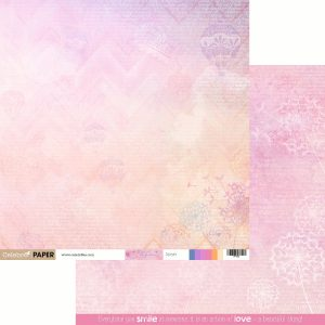 Daydreams Double Sided Paper - Forever