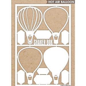 Daydreams Matt Board Equi - Hot Air Balloon